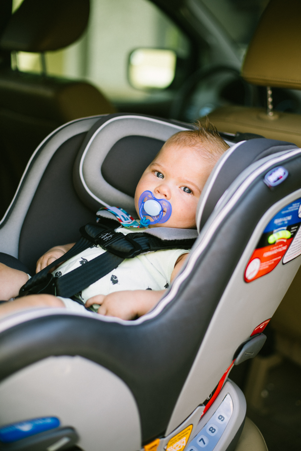 The NextFit® iX Chicco Car Seat review featured by popular Las Vegas life and style blogger, Life of a Sister