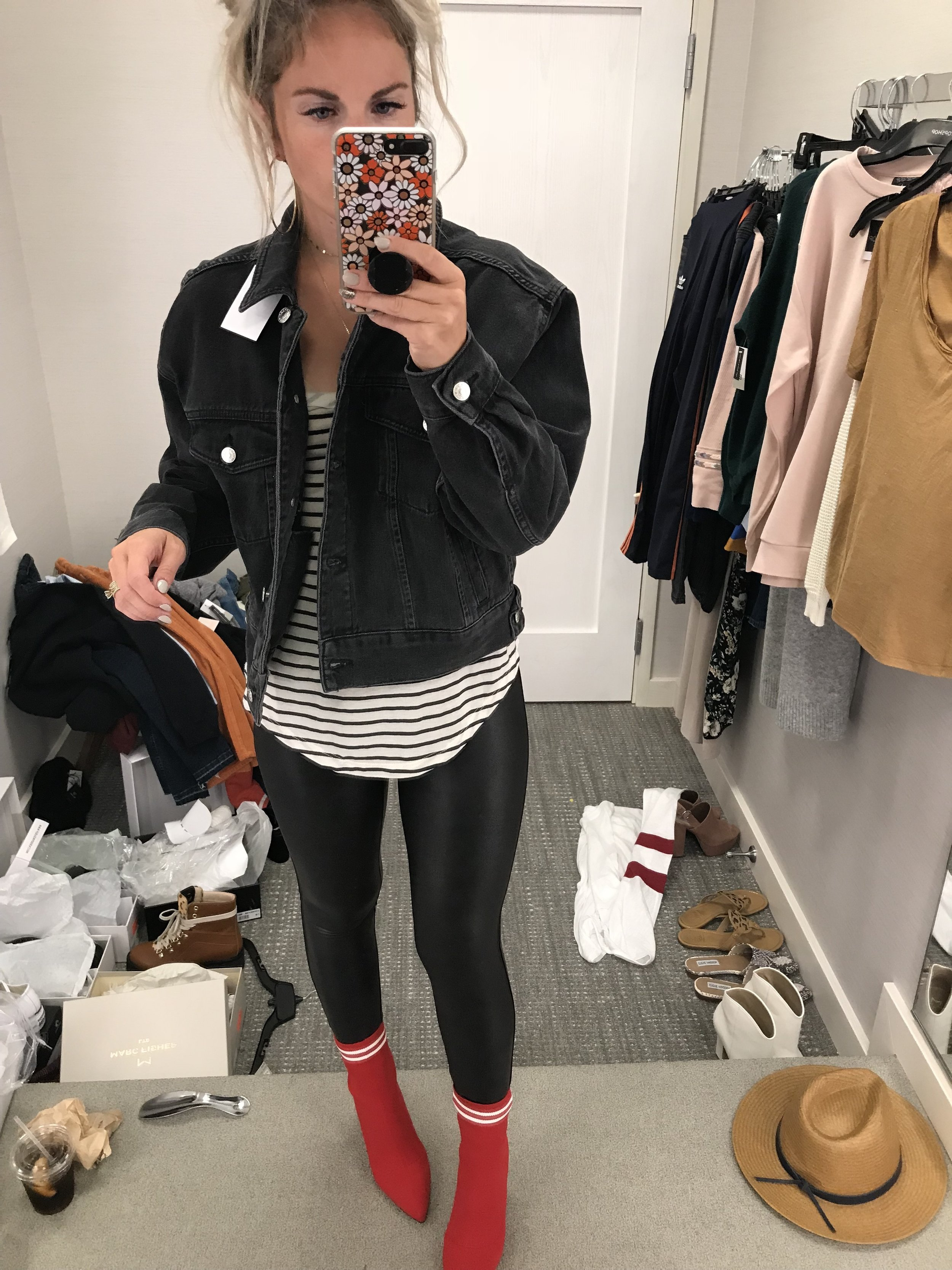 Nordstrom Anniversary Sale - Kenzi's Try on SESH featured by popular Las Vegas fashion bloggers, Life of a Sister
