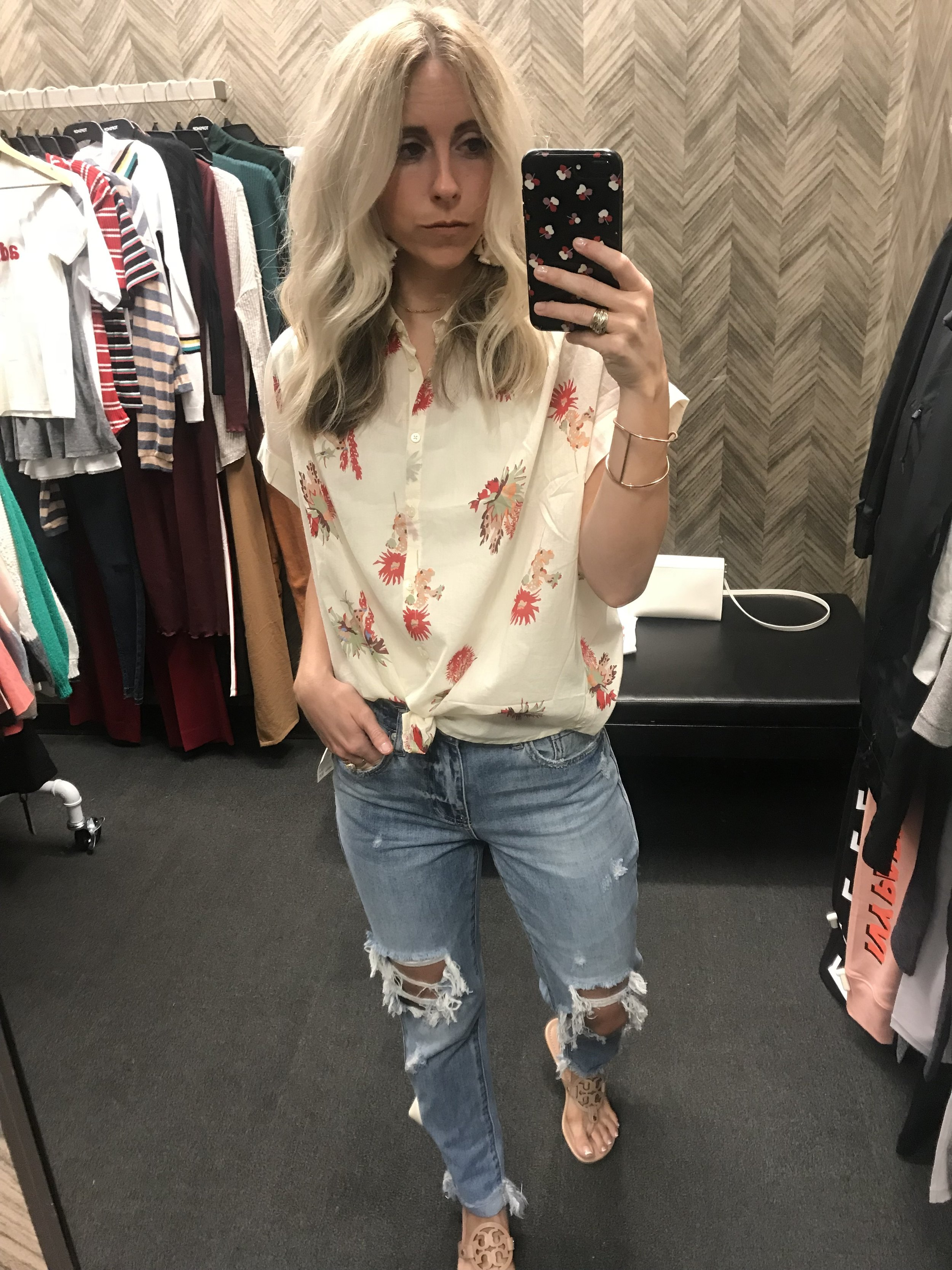 Nordstrom Anniversary Sale: JayCee's Try on SHESH featured by popular Las Vegas fashion blogger, Life of a Sister