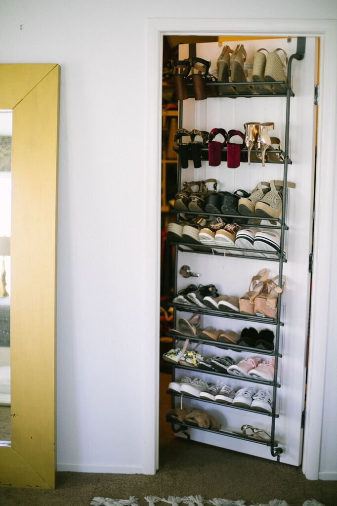 The Latest Closet Renovation Ideas with ClosetMaid featured by top Las Vegas lifestyle blog, Life of a Sister