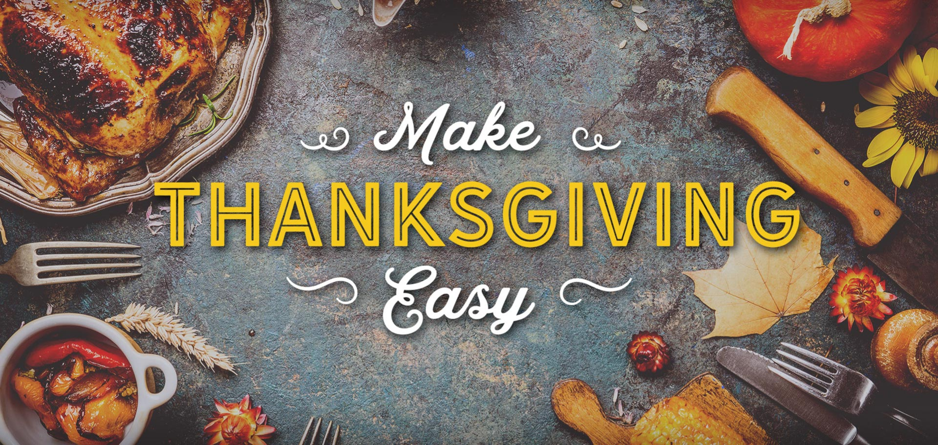 6 Thanksgiving Tips to Make your Holiday Easier featured by top Las Vegas lifestyle blog, Life of a Sister