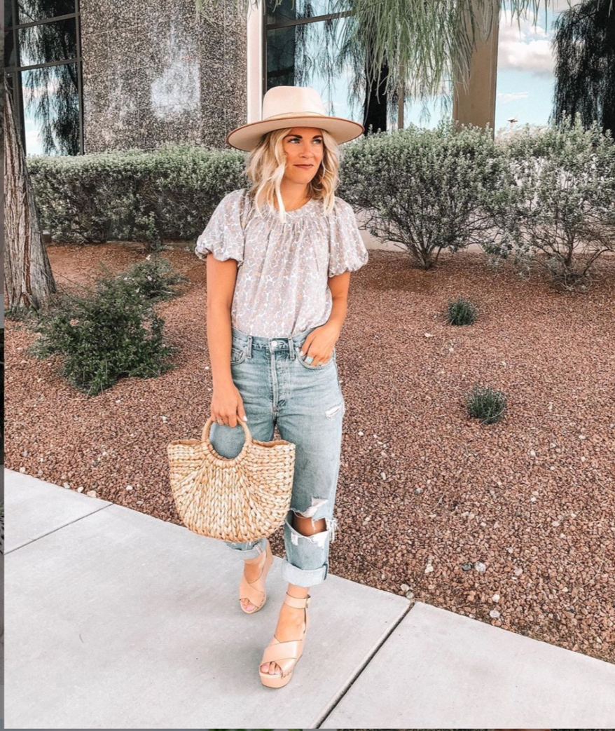 Top 4 Summer Accessories Everyone Needs featured by top US fashion blog, Life of a Sister