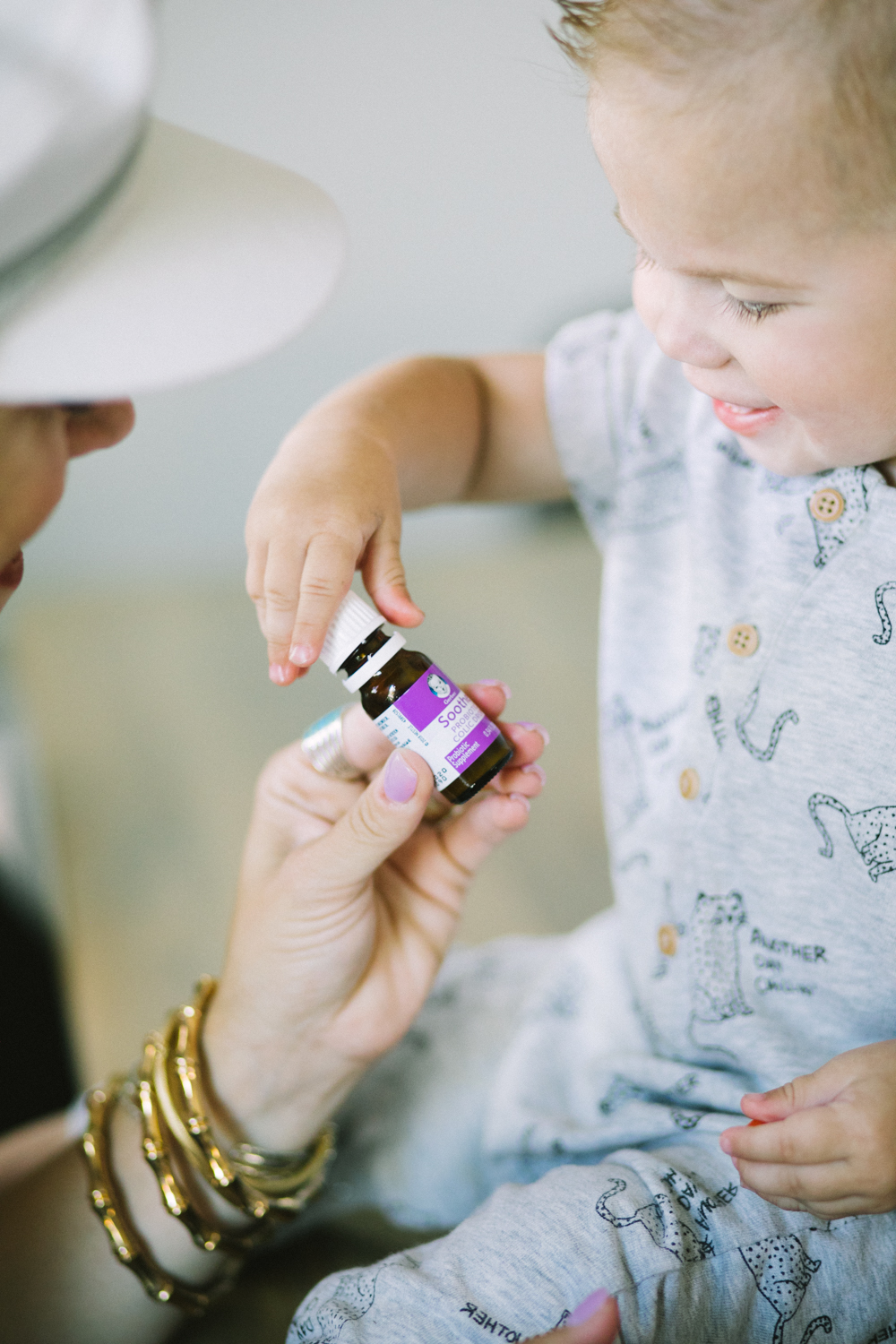 Gerber Probiotics review to easy a fussy baby featured by top US life and style blog, Life of a Sister