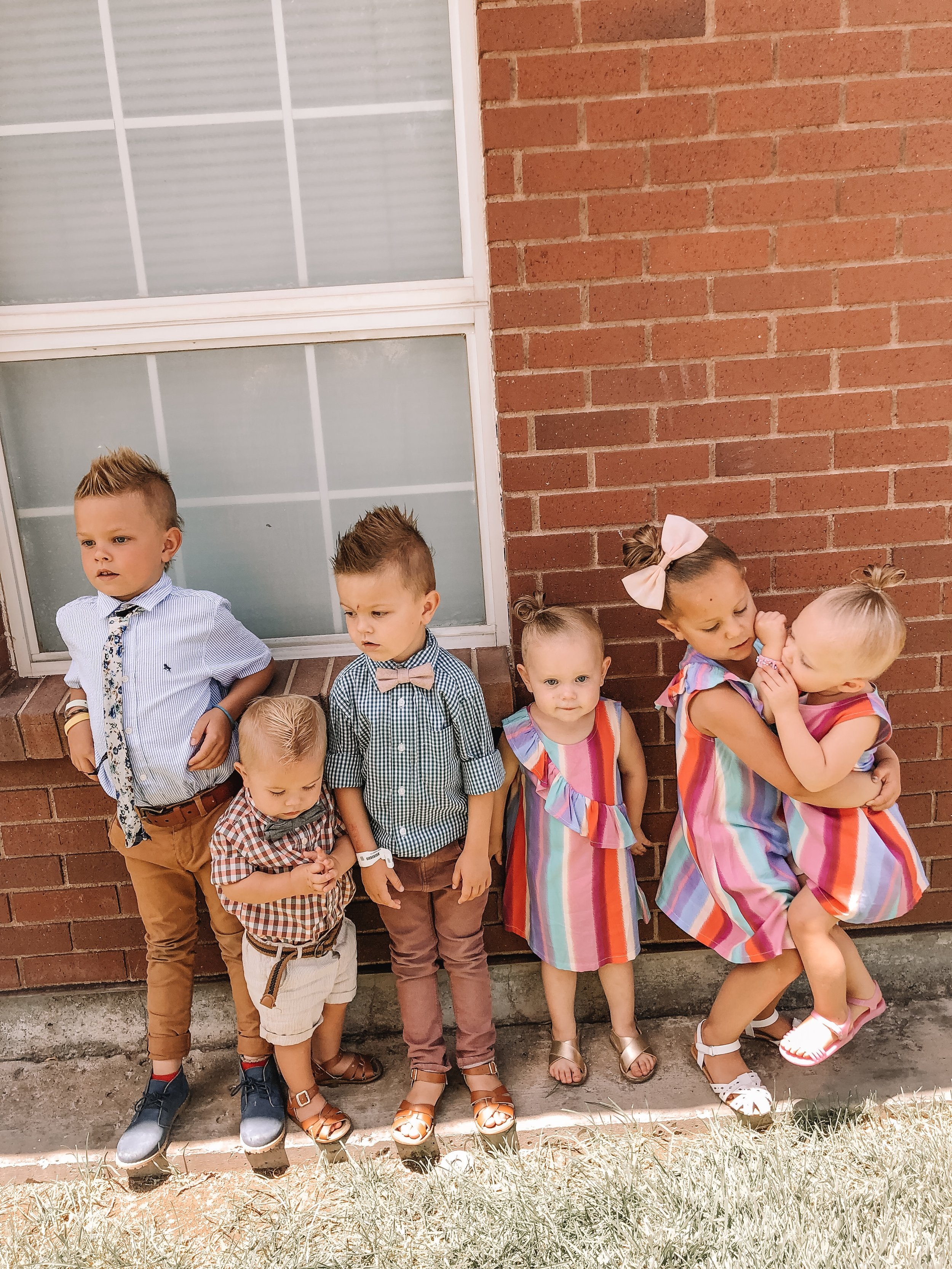 Cute kids summer clothes featured by top US fashion blog, Life of a Sister