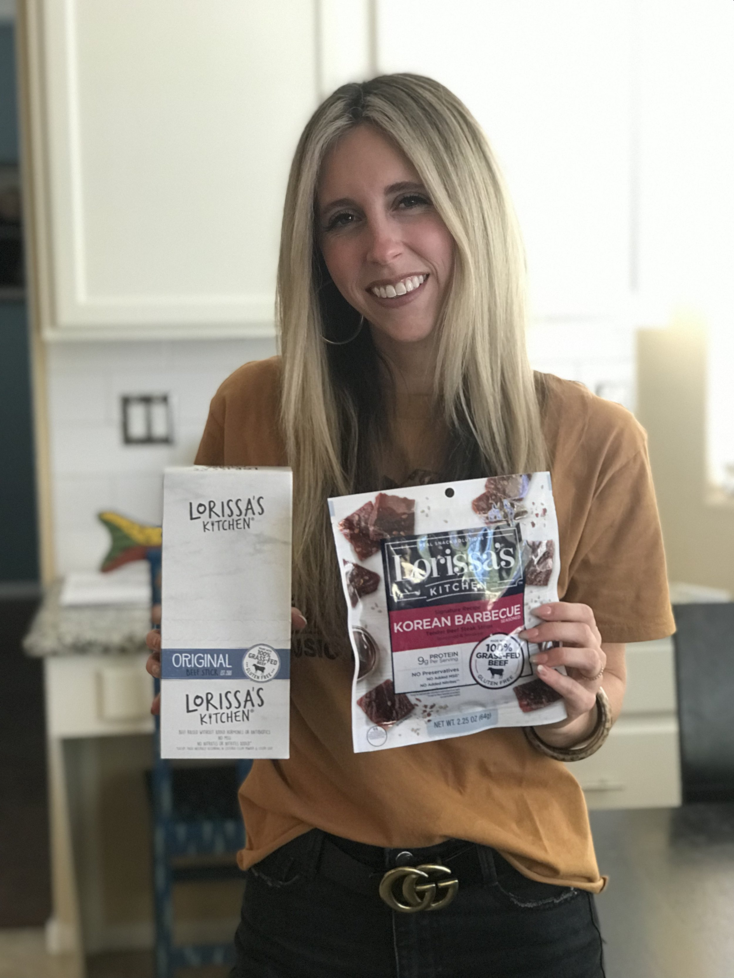 Lorissa's Kitchen review featured by top US life and style blog, Life of a Sister