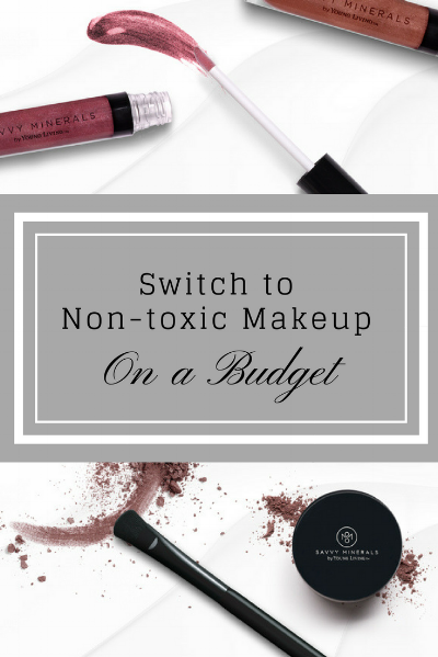 How to make the switch to non-toxic makeup on a budget