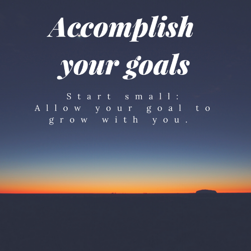 How to set goals you can actually achieve: 5 easy steps