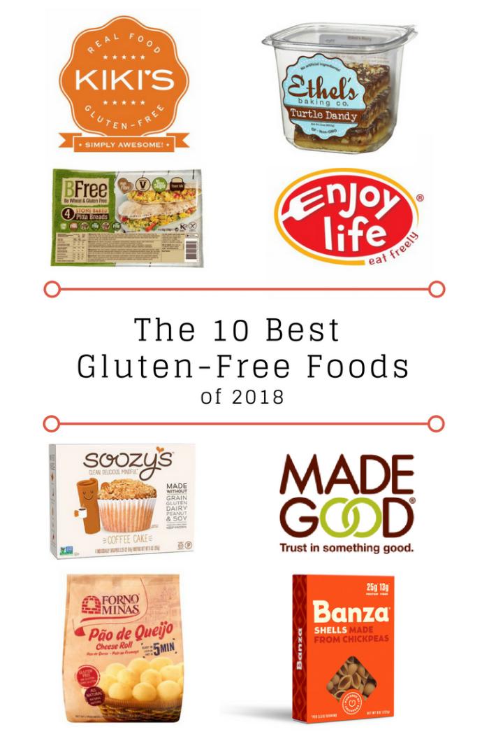 The 10 Best Gluten Free Foods of 2018