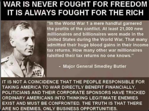 21,000 New Millionaires & Billionaires in World War 1. What of WW2? -
