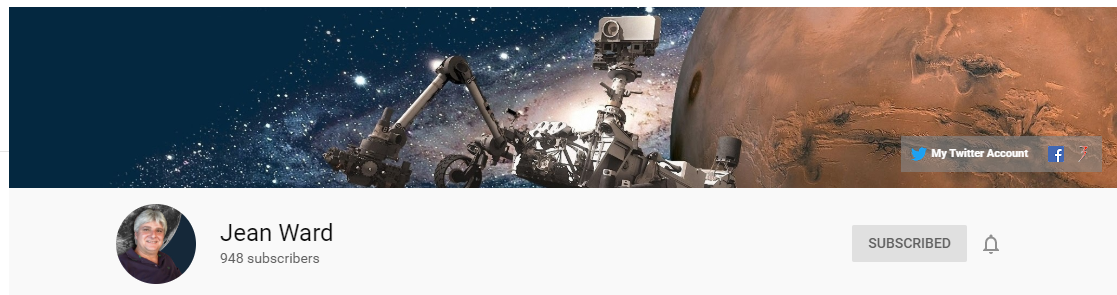 OSTO.SPACE & DisclosuReport.com Highly Recommend you Subscribe to Jean's Youtube channel. Very credible and knowledgeable.