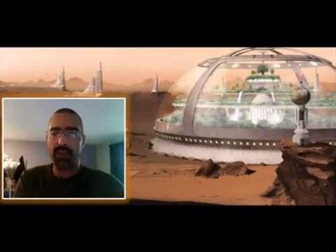 Randy Kramer: He Got His Ass To Mars. - MILAB SuperSoldier & Cybernetic Augmented Human