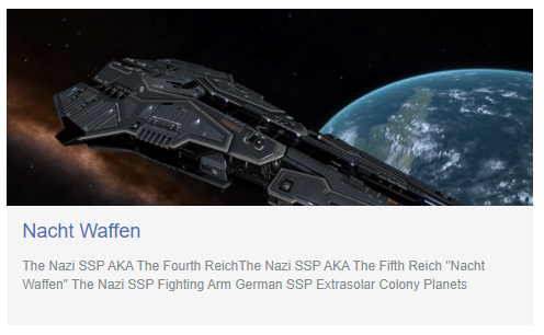 Dark Fleet - …sounds like sci-fi don't it? yeah - that's why yer not supposed to believe it. diabolical….the Truth Can Not Be Buried Forever.