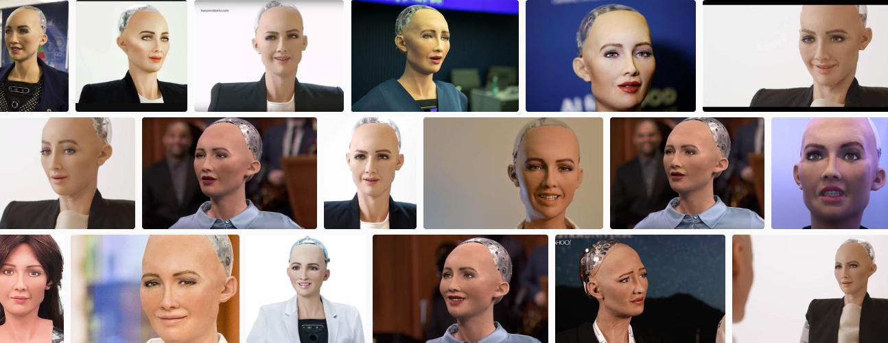 Meet Sophia, she is the first robot citizen of a country: Saudi Arabia…where they treat their human females like dogs. Perfect.