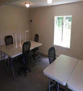 Retreat Crafting Room