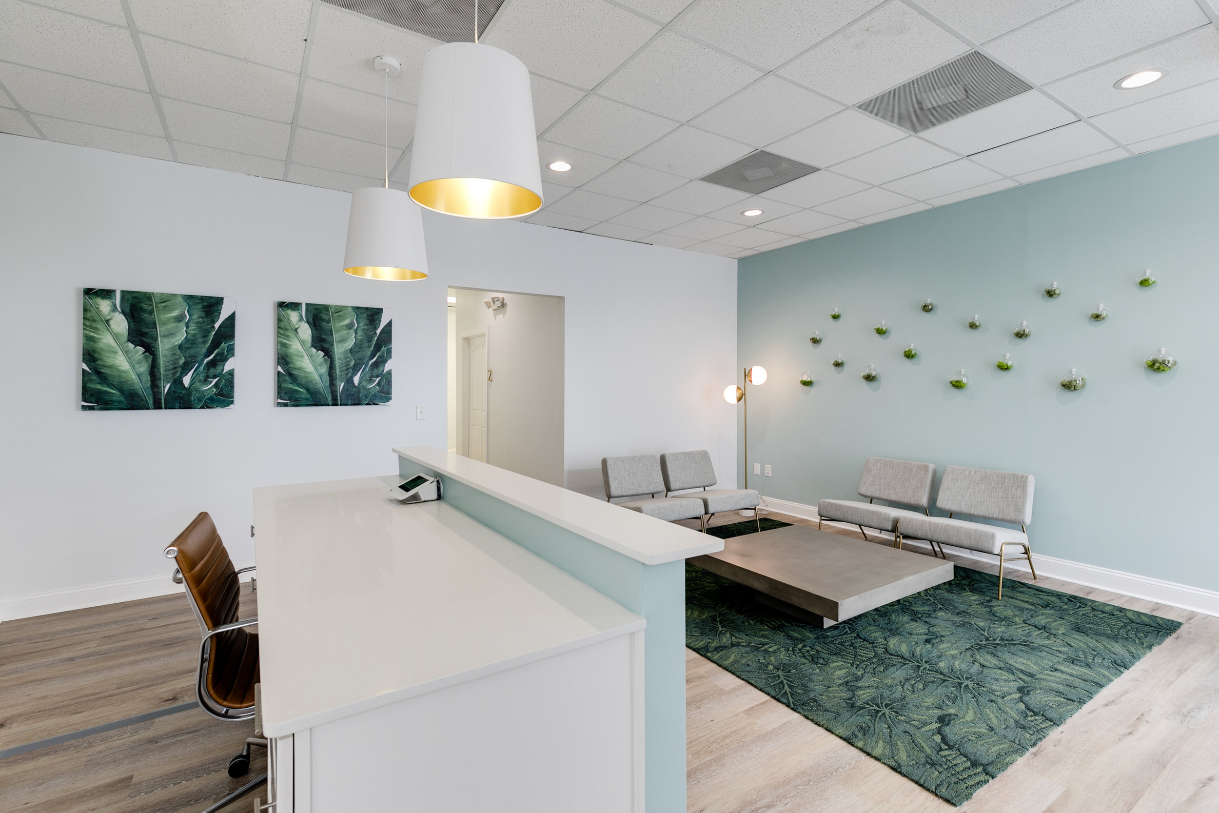 ALCHEMY WELLNESS - SALON HEALTHCARE LOBBY