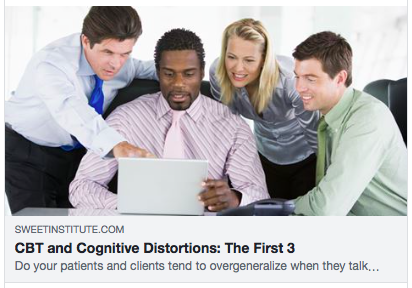 CBT and Cognitive Distortions: The First 3