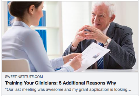 Training Your Clinicians: 5 Additional Reasons Why