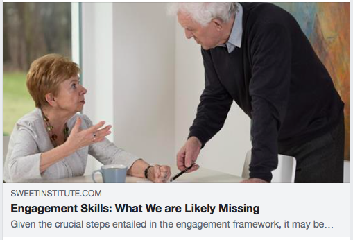 Engagement Skills: What We are Likely Missing