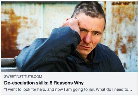 De-escalation skills: 6 Reasons Why