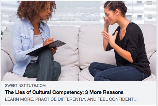The Lies of Cultural Competency: 3 More Reasons