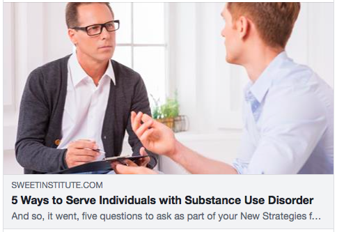 5 Ways to Serve Individuals with Substance Use Disorder