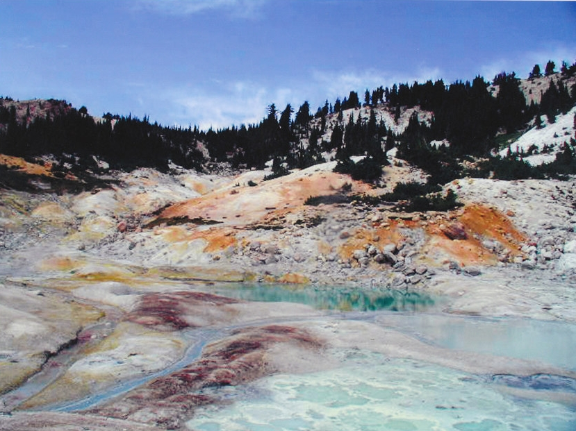 Going to Bumpass Hell? Watch Your Step -
