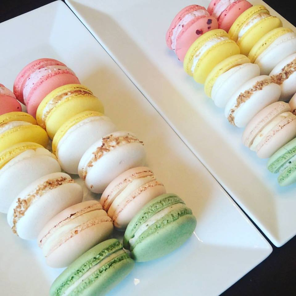 Mac Attack Macaron Platter for Dessert Table