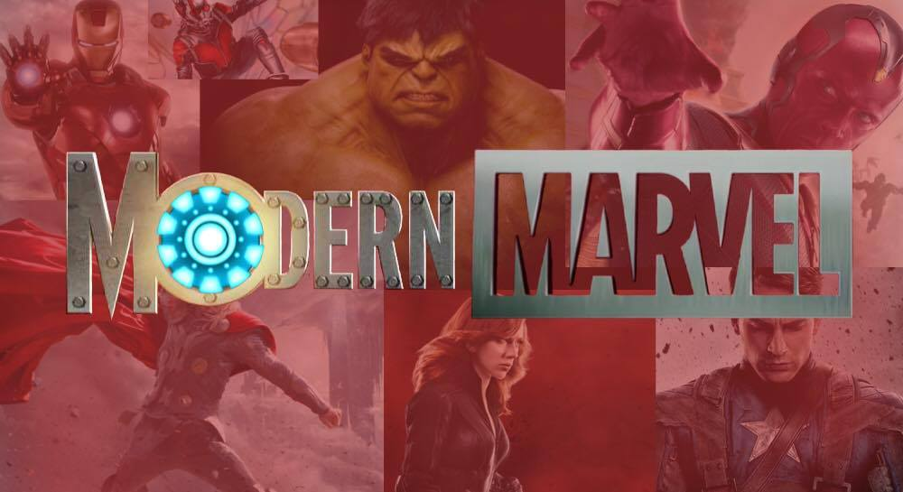 - Modern Marvel is Save Point Sunday's premiere movie podcast! Join us on our monthly journey through the Marvel Cinematic Universe in chronological order as we discuss the ups, the downs, and all of the twists and turns of the most popular comic book movie collection to date!