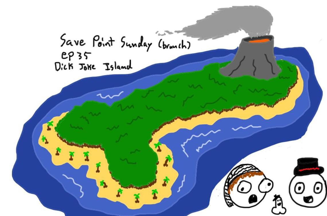 Episode 35: Dick Joke Island
