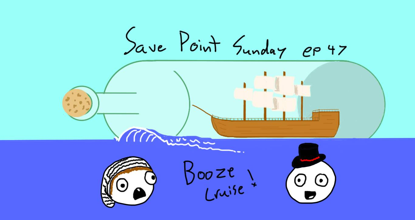 Episode 47: The SPS Booze Cruise