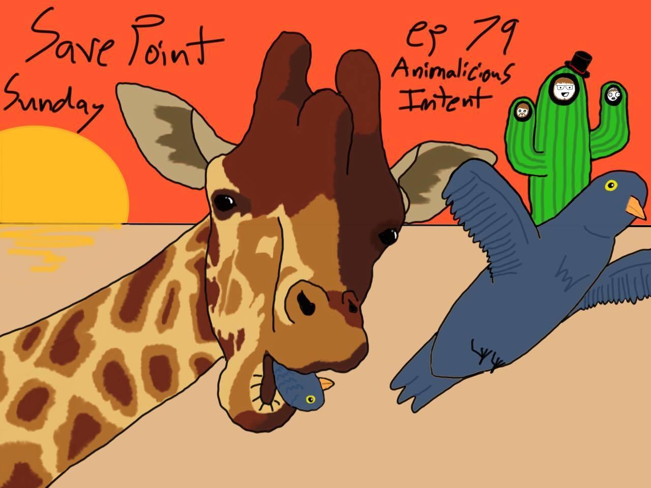 Episode 79: Animalicious Intent