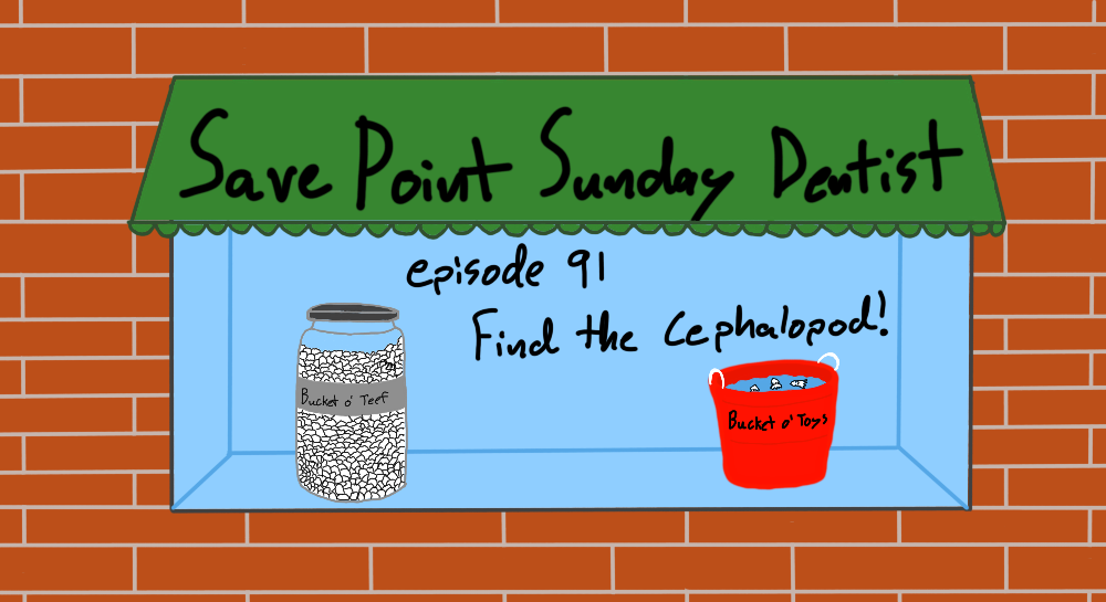 Episode 91: Find The Cephalopod!