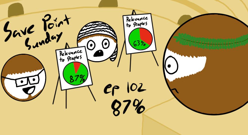 Episode 102: 87%