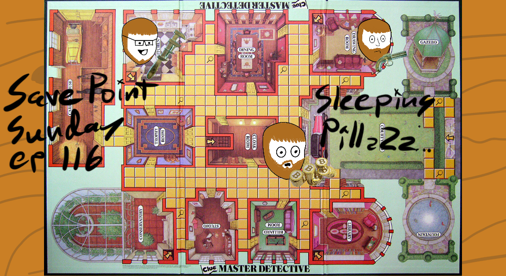 Episode 116: Sleeping PillzZz...