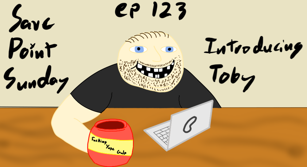 Episode 123: Introducing Toby