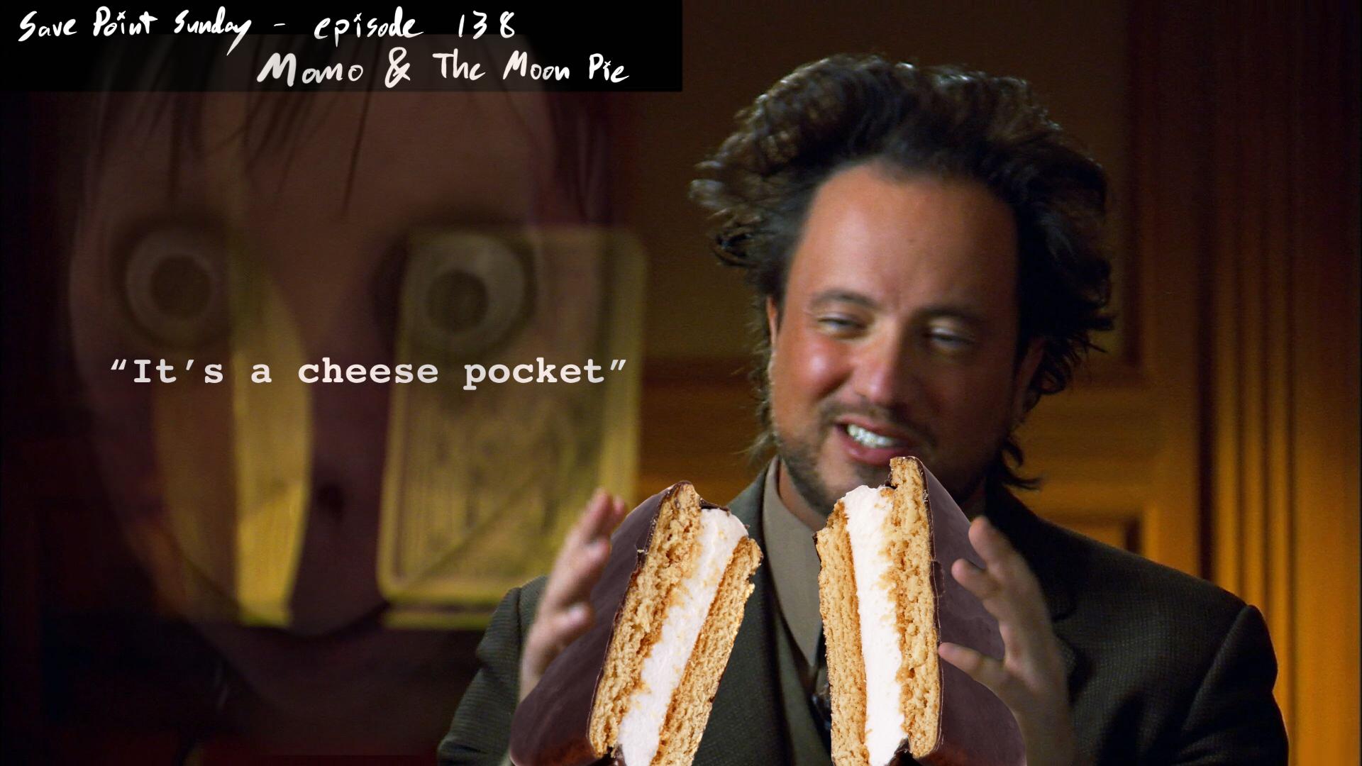 Episode 138: Momo & The Moon Pie