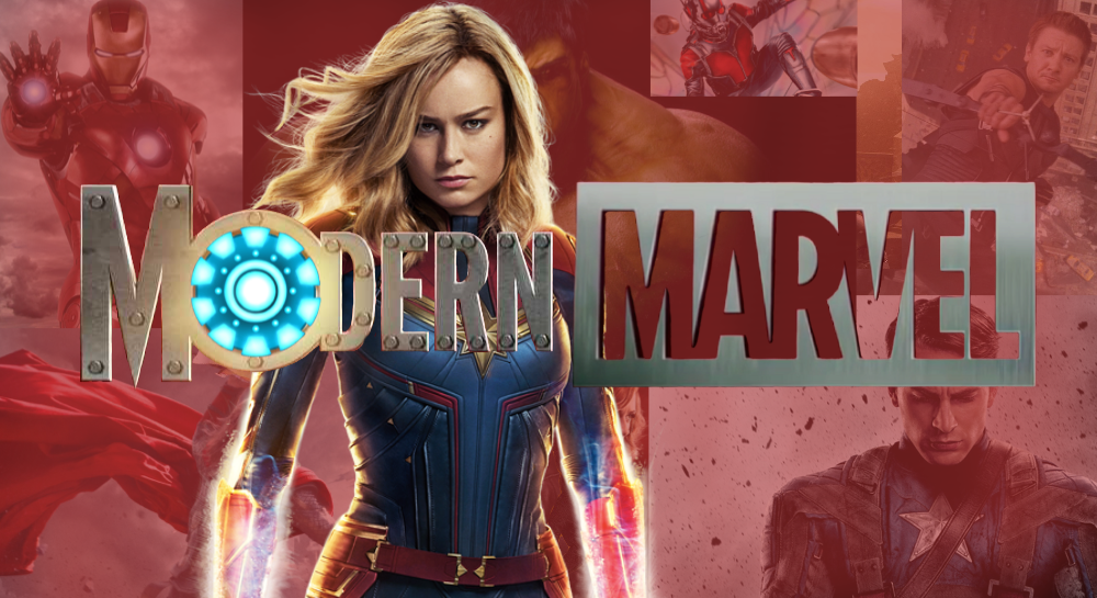 Episode 21: Captain Marvel