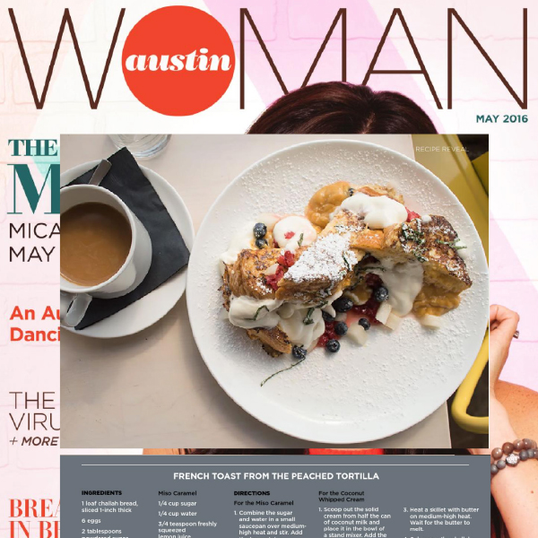 Austin Woman Magazine 5/2016
