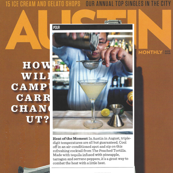 Austin Monthly 8/2016