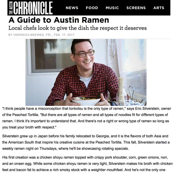 Austin Chronicle 2/2017
