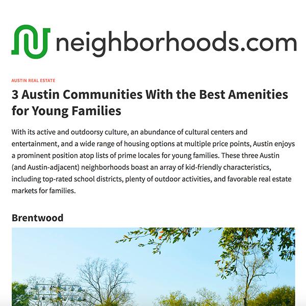 neighborhoods.com 3/2018