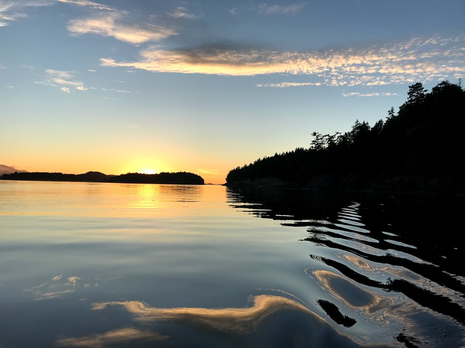 """This Winter escape the Gloom - """"The San Juan Islands enjoy an average of 247 days with sunshine and about half the rainfall of Seattle, thanks to the"""