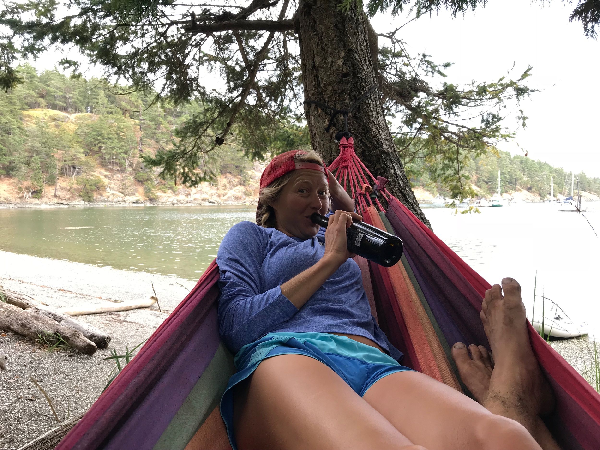 Active liFestYLe charters - Running, Yoga, Hiking, Healthy Living4 day adventure sailing in the remote and rugged San Juan Islands
