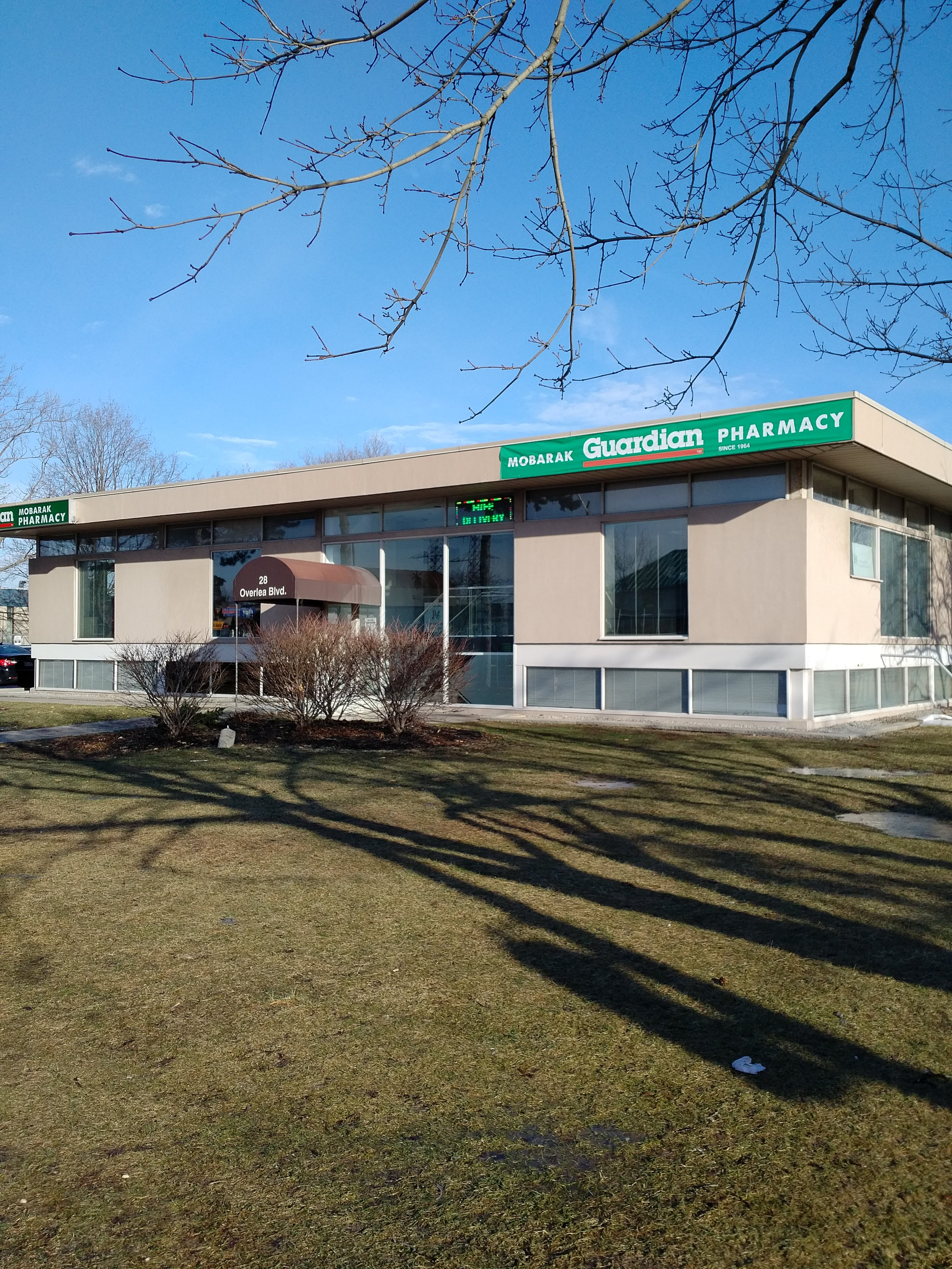 Thorncliffe Park - 28 Overlea Bl - Upper - LEASED