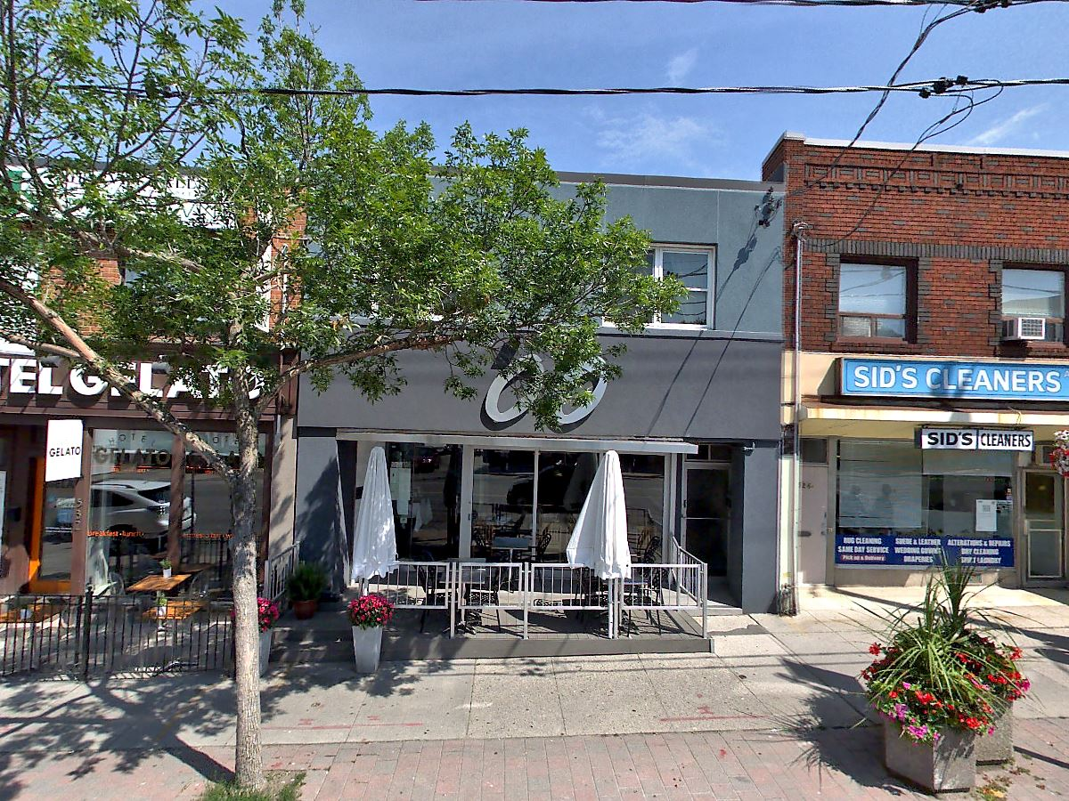 Lawrence Park - 530 Eglinton Ave W - Leased