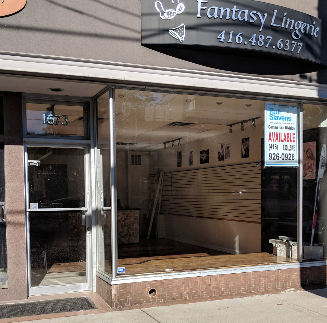 1673 Bayview Ave - Leased