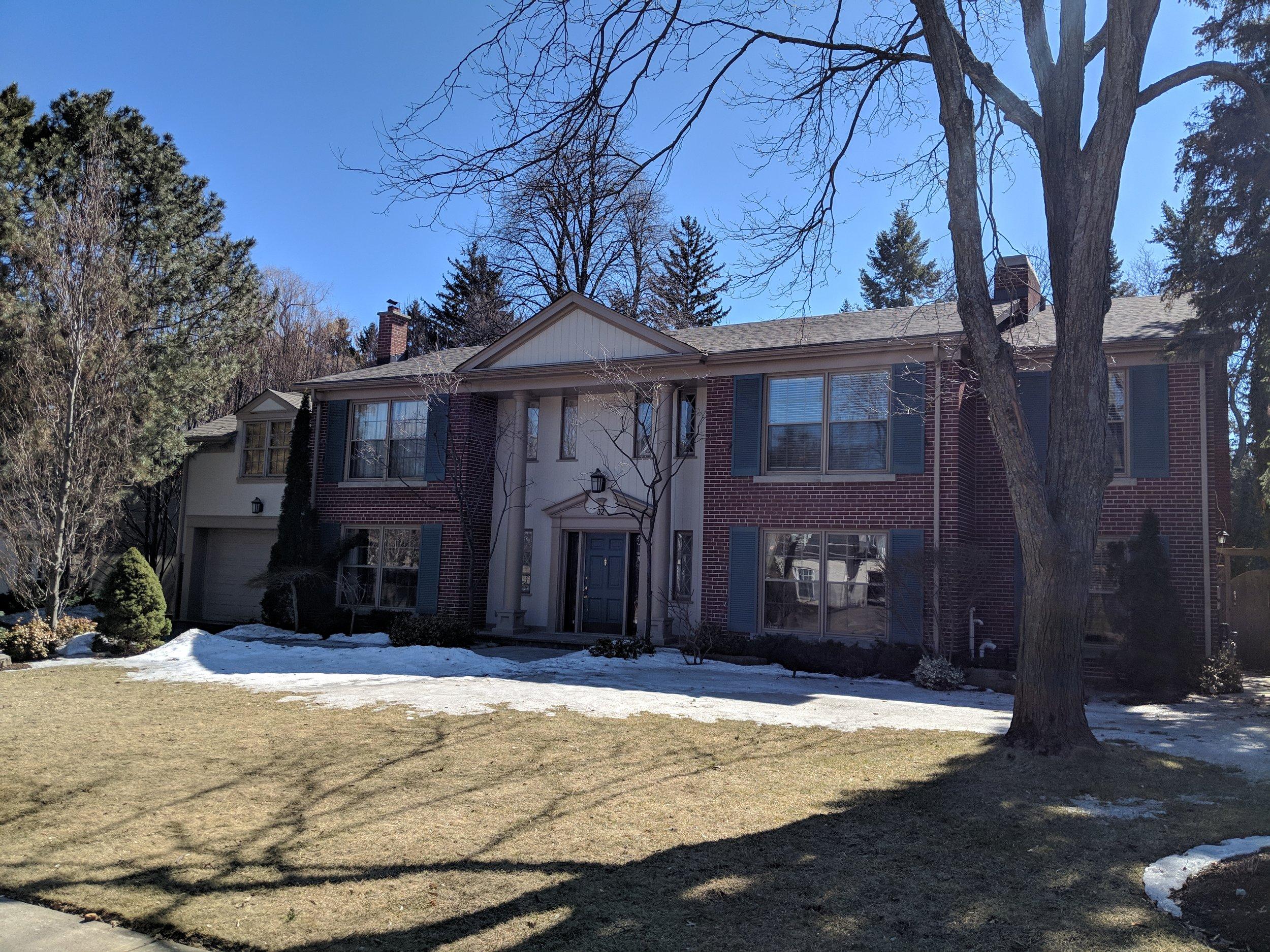 Bayview/York Mills - 32 Wilket Road - Sold