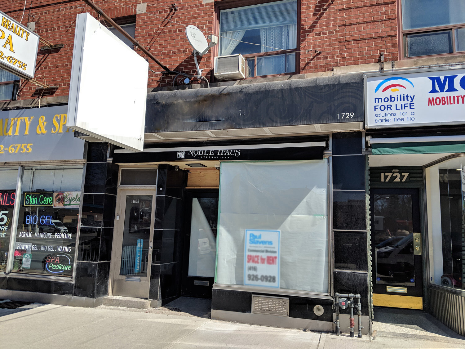 Leaside - 1729 Bayview Ave - Leased
