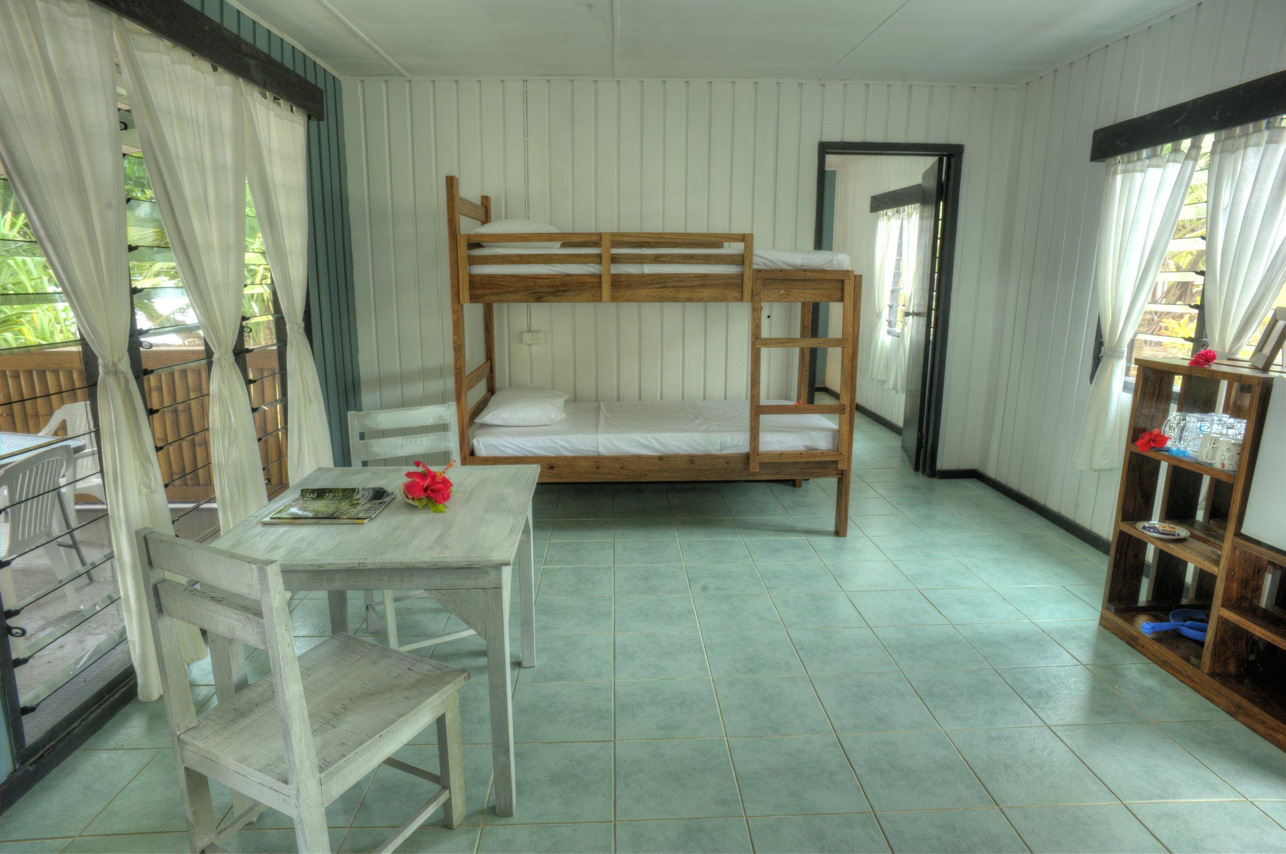 Sea Front Family Unit Bedroom.jpg