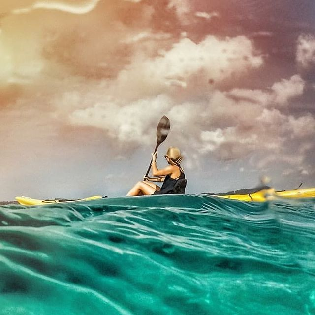 Difficult roads often lead to beautiful destinations💦 📷@wild_with_walley . . . . #DiscoverSanto #DiscoverVanuatu #Vanuatu #EspirituSanto #openwater #southpacific #pacificocean🌊 #southpacificislands #kayaking #ratua #exploremore #adventuretourism #travelmore #islandsofadventure #pacificparadise #oceandream #theglobewanderer #travelawesome #travelstoke